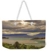 Isles Of Eigg And Rum Weekender Tote Bag