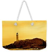 Isles Of Shoals Weekender Tote Bag by Mark Prescott Crannell