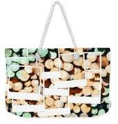 Isn't It Good Norwegian Wood Weekender Tote Bag