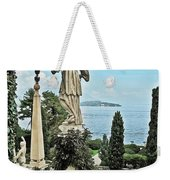 Isola Bella And Lake Maggiore Weekender Tote Bag