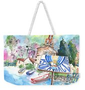 Isola Maggiore In Italy 01 Weekender Tote Bag
