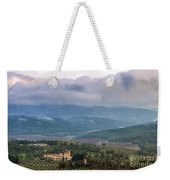 Israel Latron Monastery And Winery Weekender Tote Bag