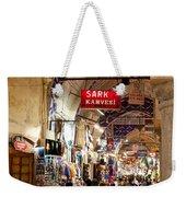Istanbul Grand Bazaar 09 Weekender Tote Bag