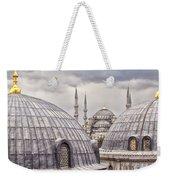 Istanbul Landmarks  Weekender Tote Bag