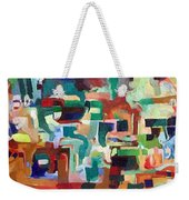 It Is Fitting To Feel The Pain Of Others Weekender Tote Bag by David Baruch Wolk