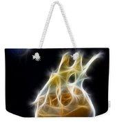 It Looks Extraterrestrial Weekender Tote Bag