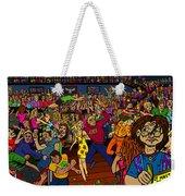 It Must Be Friday Weekender Tote Bag by Karen Elzinga