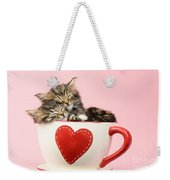 It Must Be Love Weekender Tote Bag