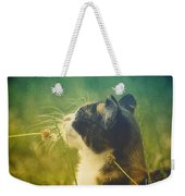 It Smells Like Summer Weekender Tote Bag