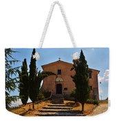 Italian Chapel Weekender Tote Bag