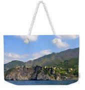 Italian Coastline Weekender Tote Bag