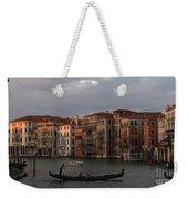 Italian Evening Weekender Tote Bag