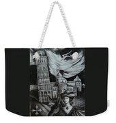 Italian Fantasies. Pisa Weekender Tote Bag