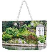 Italian Gazebo Weekender Tote Bag