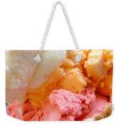 Italian Gelato Weekender Tote Bag