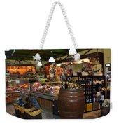 Italian Grocery Weekender Tote Bag