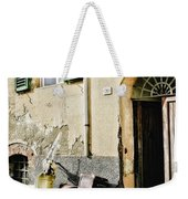 Italian Motor Scooter Weekender Tote Bag