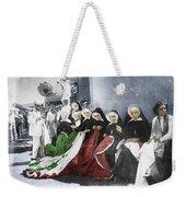 Italian Nuns Weekender Tote Bag