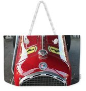 Italian Passion Weekender Tote Bag