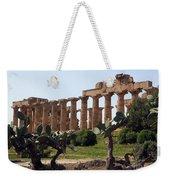 Italian Ruins Weekender Tote Bag