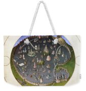 Italy: Rome, 15th Century Weekender Tote Bag