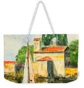 Italy - San Vigilio Weekender Tote Bag