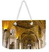 Italy - St Marks Basiclica Venice Weekender Tote Bag