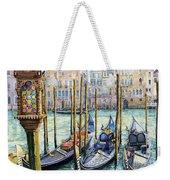 Italy Venice Lamp Weekender Tote Bag
