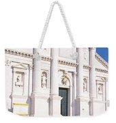 Italy, Venice, San Giorgio Weekender Tote Bag