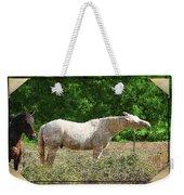 Itchy Horse Weekender Tote Bag