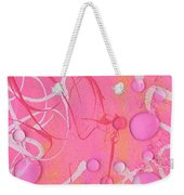 It's A Girl Party Weekender Tote Bag