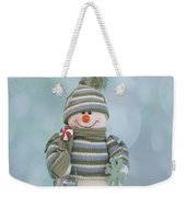 It's A Holly Jolly Christmas Weekender Tote Bag