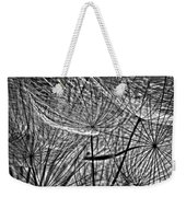 It's A Jungle In There Bw Weekender Tote Bag by Steve Harrington