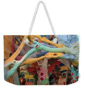 It's A Magical World Weekender Tote Bag by Laurie Search