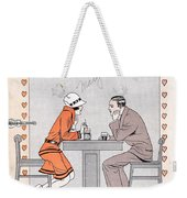 Its A Million To One You're In Love Weekender Tote Bag