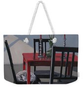Its A New Day Weekender Tote Bag