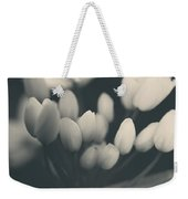 It's A New Life Weekender Tote Bag
