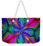 It's A Rainbow World Weekender Tote Bag