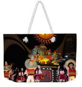 It's A Small World With Dancing Mexican Character Weekender Tote Bag