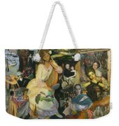 It's All A Facade Weekender Tote Bag