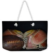 Its All About Football Weekender Tote Bag