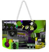 It's All About Music Weekender Tote Bag