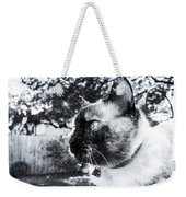 It's All About You Weekender Tote Bag