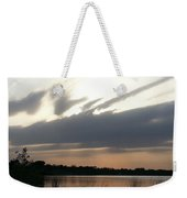 It's Cold Up There Weekender Tote Bag