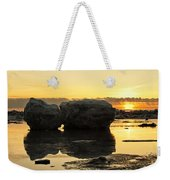 It's Golden Weekender Tote Bag