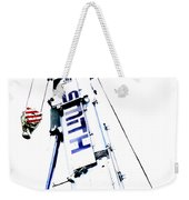 It's In Witness Protection Weekender Tote Bag