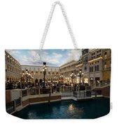 It's Not Venice Weekender Tote Bag