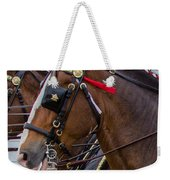 It's Pretty Horse Day Weekender Tote Bag