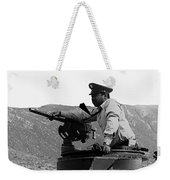 Ivan Dixon Suppose They Gave A War And Nobody Came Golder Dam Tucson Arizona 1969 Weekender Tote Bag