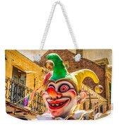 I've Never Liked Clowns Weekender Tote Bag